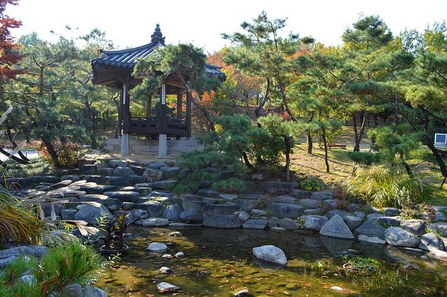 hanok village korea