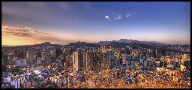 4. N Seoul Tower