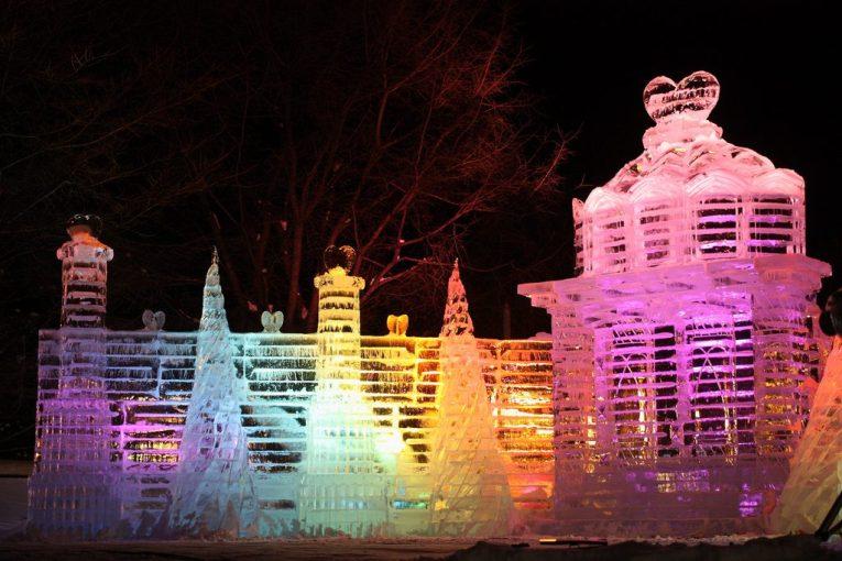 37 - Sapporo Ice Festival