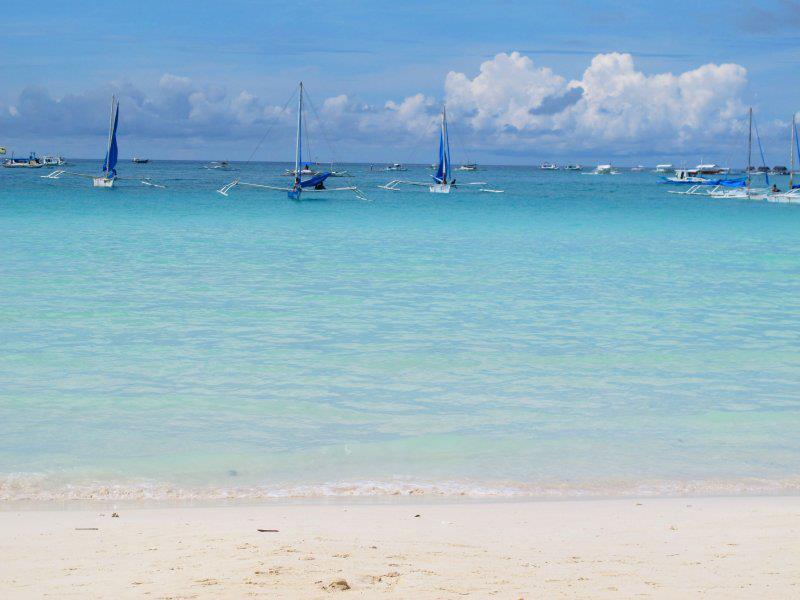 beaches boracay