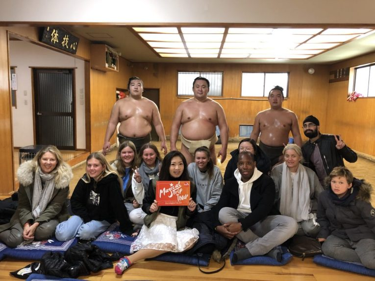 Ryogoku Sumo tour