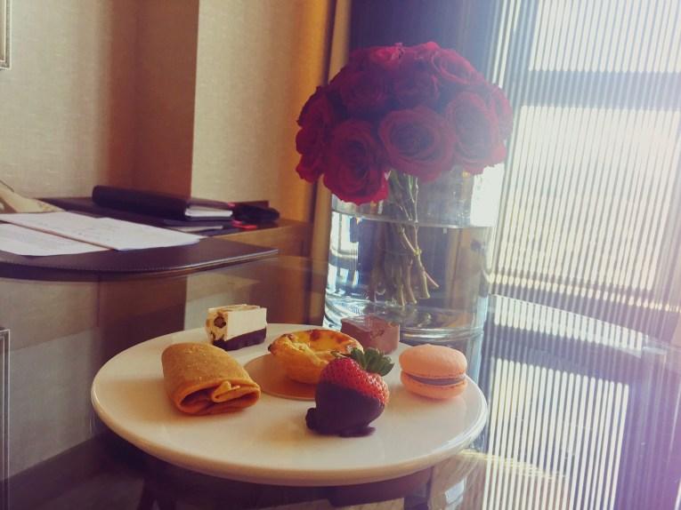complimentary sweets sofitel macau