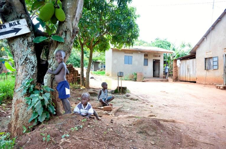 entebbe uganda kids