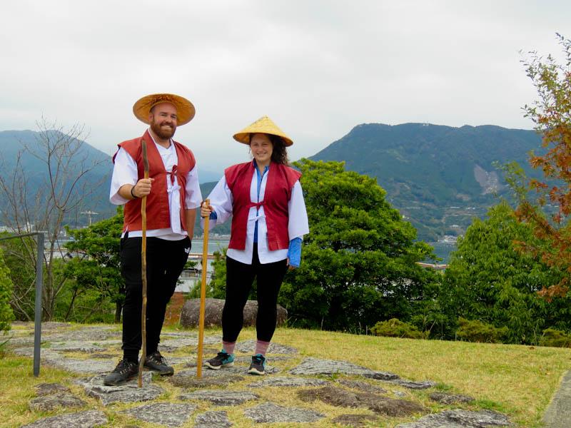 kumano kodo iseji pilgrimage
