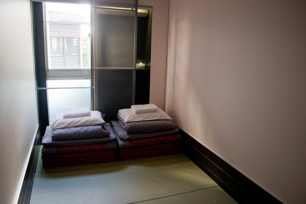 andon ryokan room review