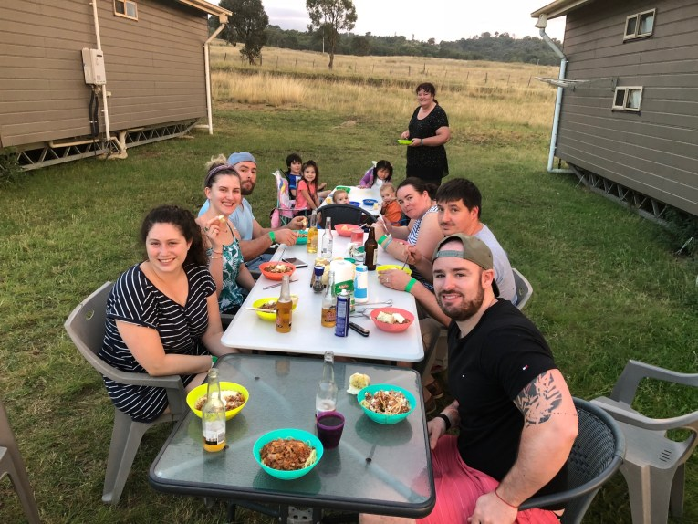 green valley farm picnic