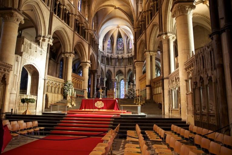 canterbury cathedral uk road trip