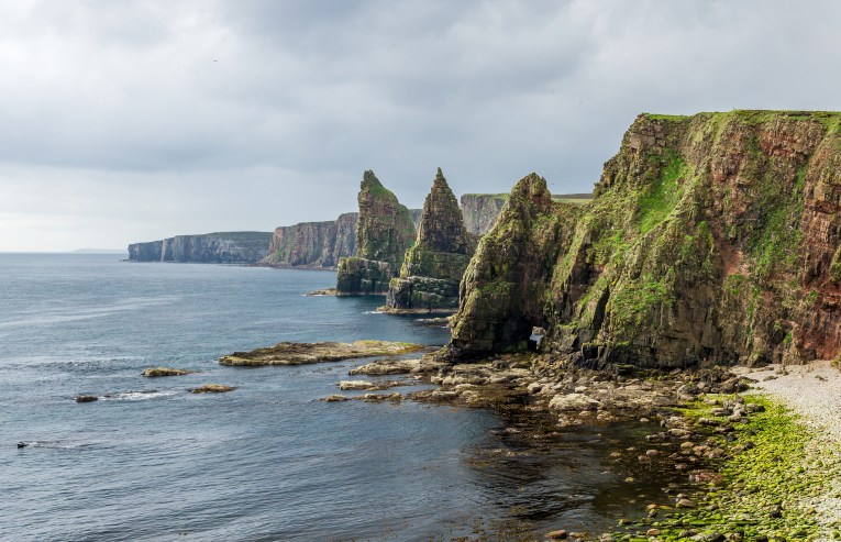 duncansby head uk road trip