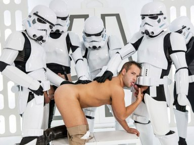 Raped My Storm Troopers