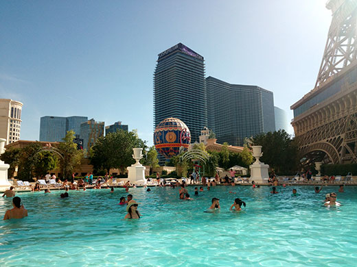 Speedos and Threesomes in Las Vegas