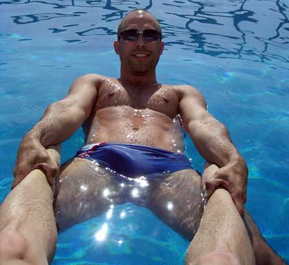 Amateur Gay Speedo