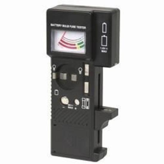Lamp Amp Fuse Tester