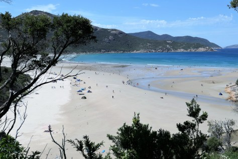 Short walks in Wilsons Promontory, Victoria