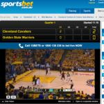 NBA Finals Streamed Live Online by Bookmakers