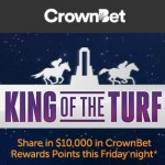 Moonee Valley (Fri) – $10,000 CrownBet Rewards Points Tipping Competition