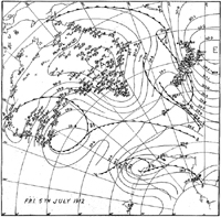 Federation and Meteorology, Antarctic Operational