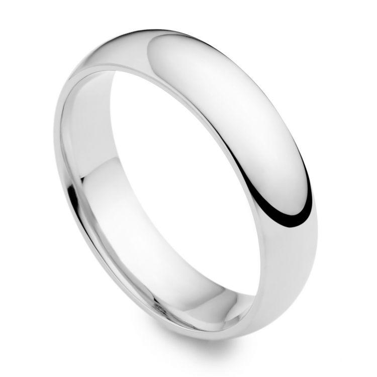 groom s palladium 5mm wedding band ring