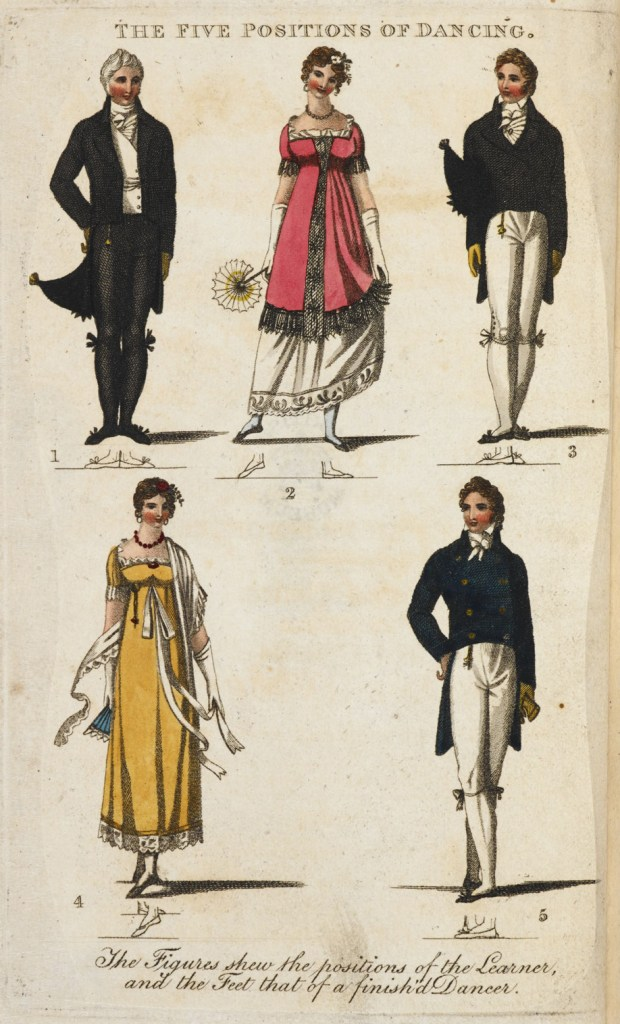 An Analysis of Country Dancing, 1811
