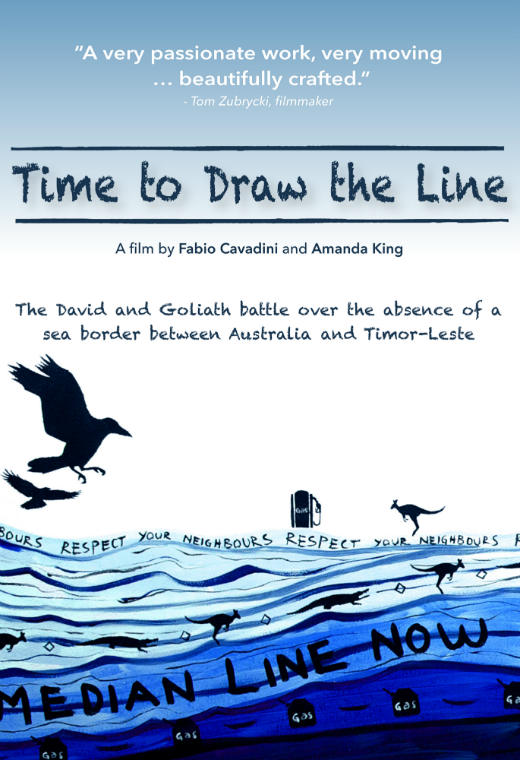 Time to Draw the Line - a documentary