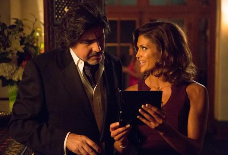 """Alfred Molina in """"Matador."""" Photo: Courtesy, El Rey network."""