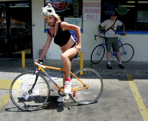 leslie cochran skip homeless crossdressing bike