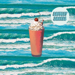 "Album cover for ""Three Waves & A Shake"""