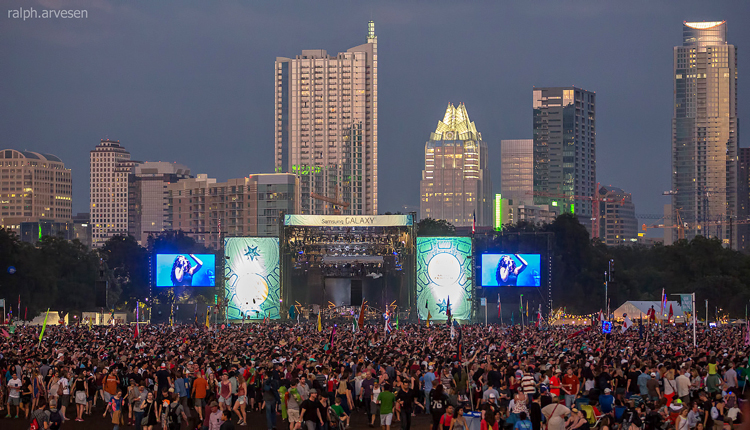 Lorde ACL Austin City Limits SXSW live music festival venue