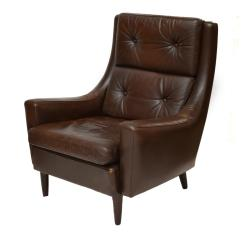 Modern Leather Dining Chairs With Arms Heavy Duty Zero Gravity Chair Danish Upholstered Arm June Mid