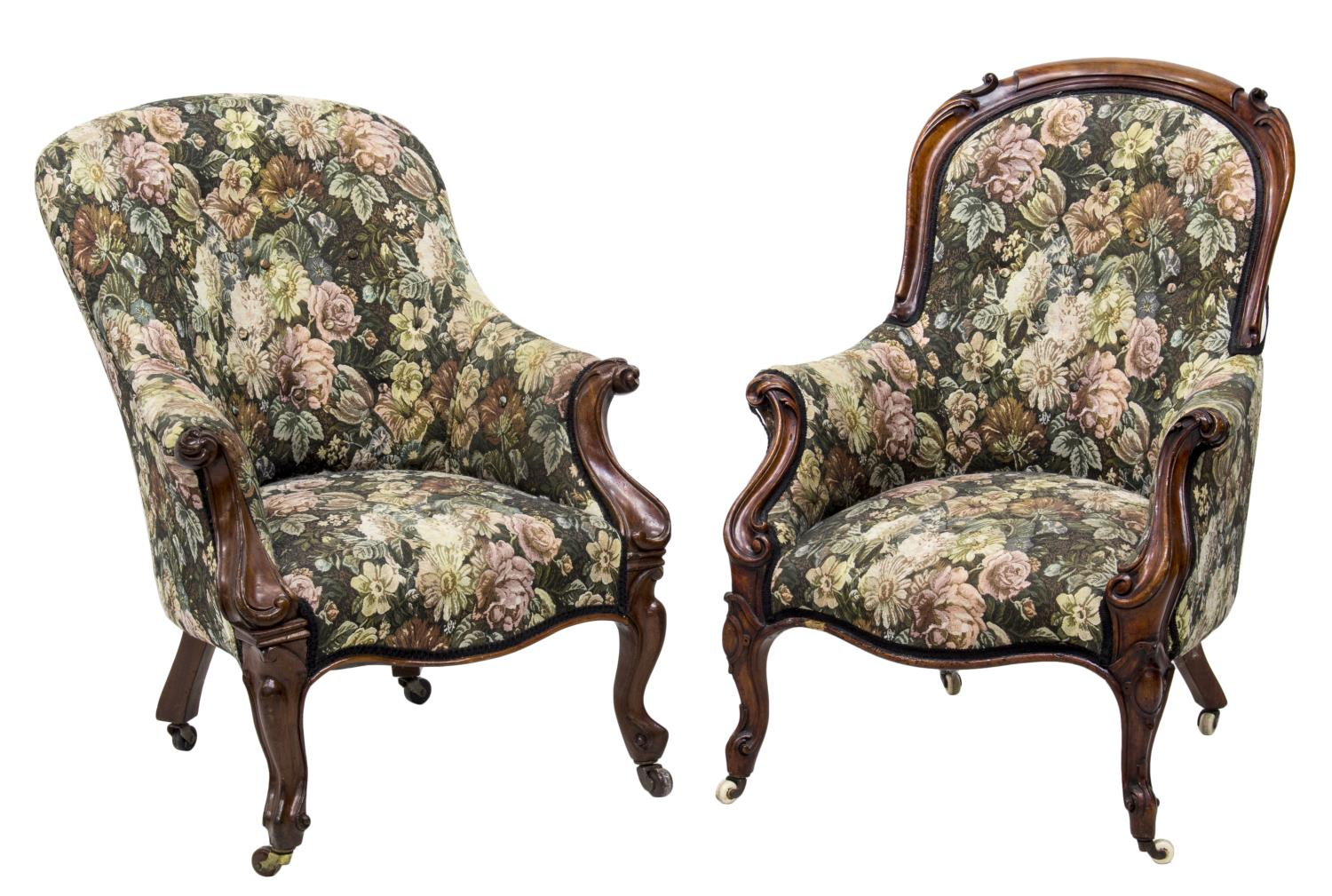 victorian parlor chairs restaurant tables and used 2 carved upholstered february