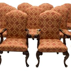 Queen Anne Dining Chair Suede Room Covers 9 Style Upholstered Chairs Luxury