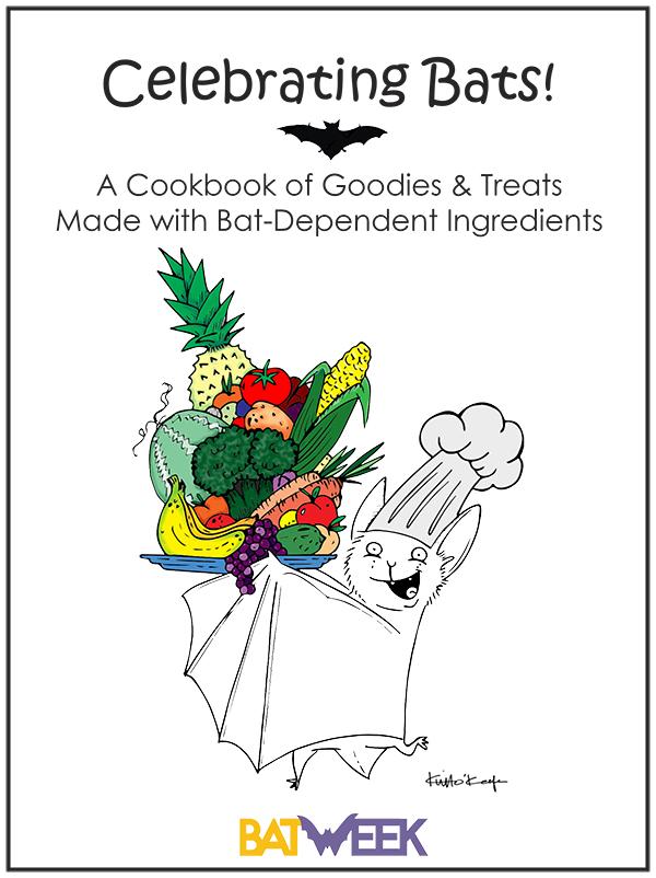 Celebrating Bats! A Cookbook of Goodies & Treats Made with Bat-D