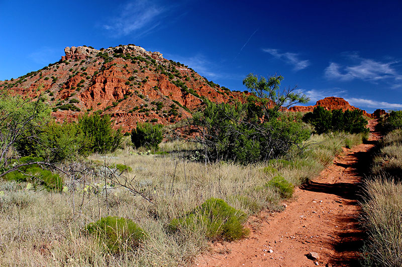 Day Trips Caprock Canyons State Park Quitaque Where the