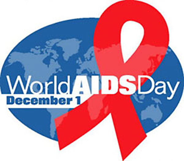 Image result for red ribbon for World aids day