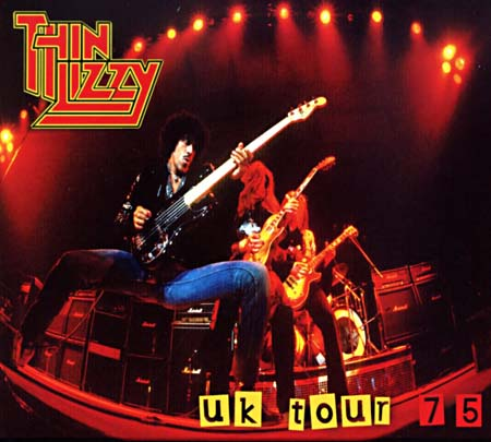"Showdown Thin Lizzy Part Two ""UK Tour 75"" Reveals"