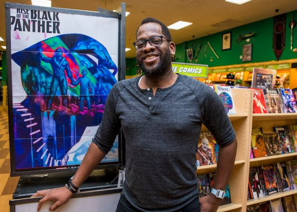 Black Panther Scribe Evan Narcisse Joins Gen:LOCK Writing Team: Journalist  turned comic writer part of Rooster Teeth's new show - Screens - The Austin  Chronicle