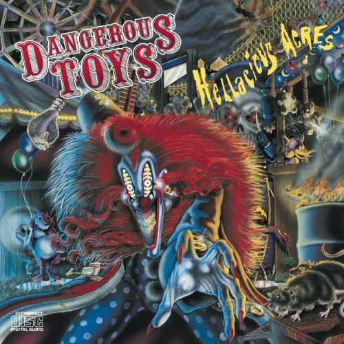The Ageless Climate of the Rock Star Jason McMaster of Dangerous Toys I Dont Regret Anything