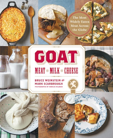 Cookbook Review Goat Meat Milk Cheese A funny
