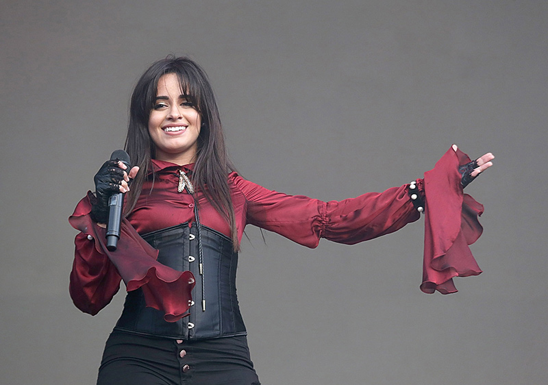 ACL Live Review: Camila Cabello: Quintanilla charisma and a punk ...