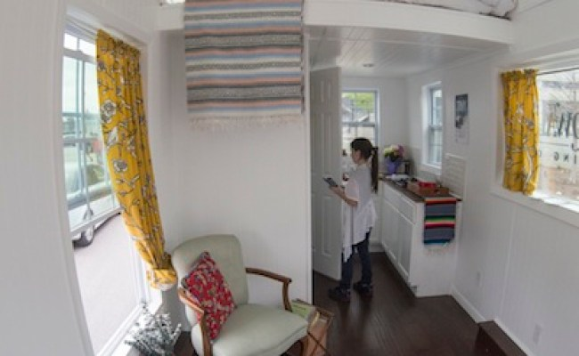 Big Ideas Tiny House Everything S Bigger In Texas