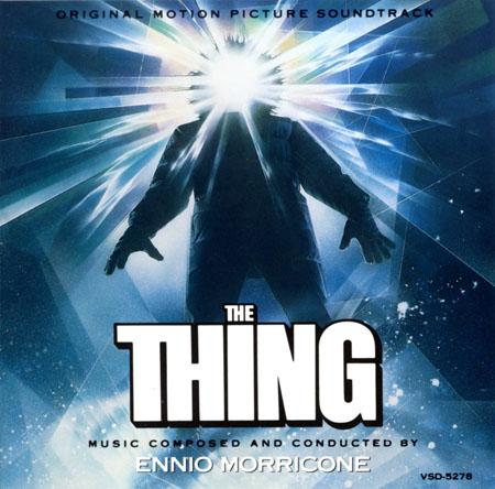 Ennio Morricone The Thing Album Review  Music  The