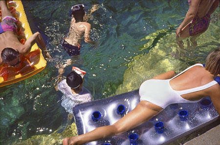 PHOTOASIS  24 Summers at Barton Springs Pool Photographs