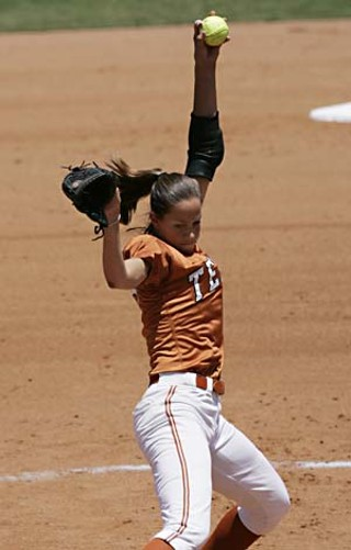 National Pro Fastpitch AllStars Back to School  College Tour Cat Osterman returns to the 40