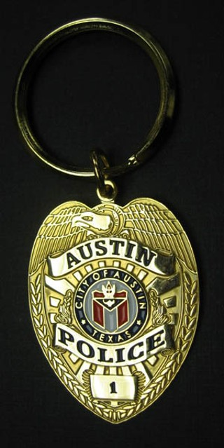 The Key Chain to Chief Ellisons Heart Hey who wants