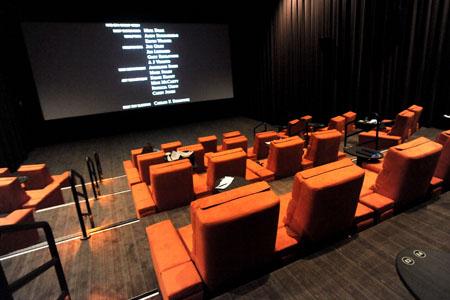 Gold Class Cinemas  Most Luxurious Movie Theatre  Best