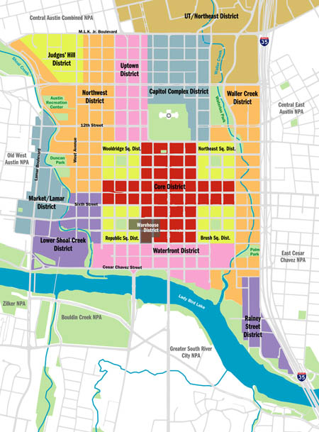 The Downtown Austin Plan See it and shape it at Saturday