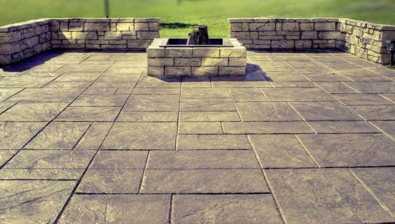 Austin Concrete and Stain - Stamped Concrete