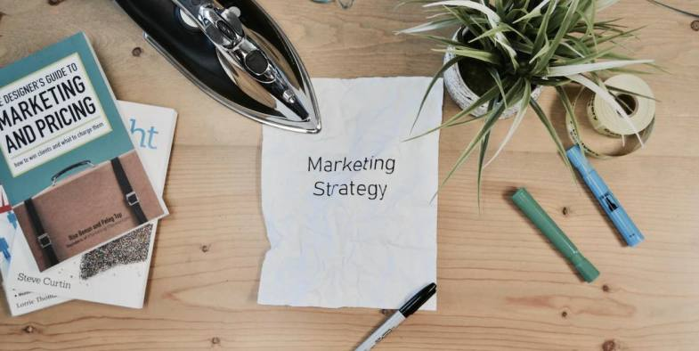 Develop an effective marketing strategy before you implement marketing efforts.