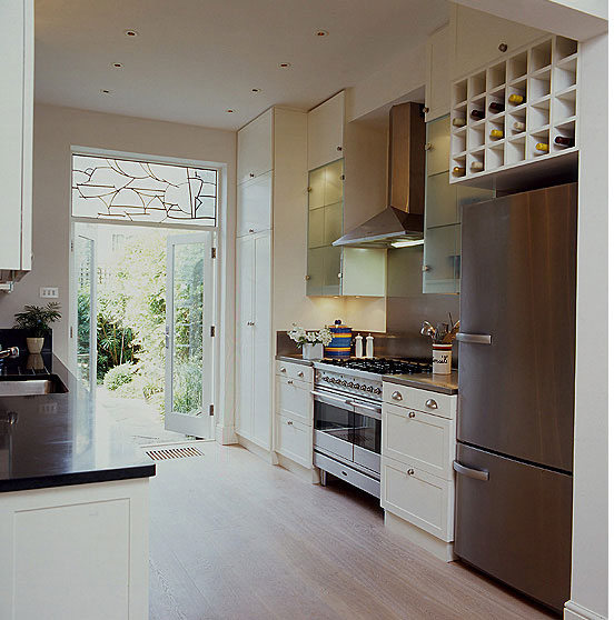 Fulham Terrace House Austin Interior Design