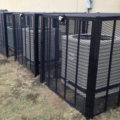 Air Conditioner Cage Duck Wing Diagram Ac Cages