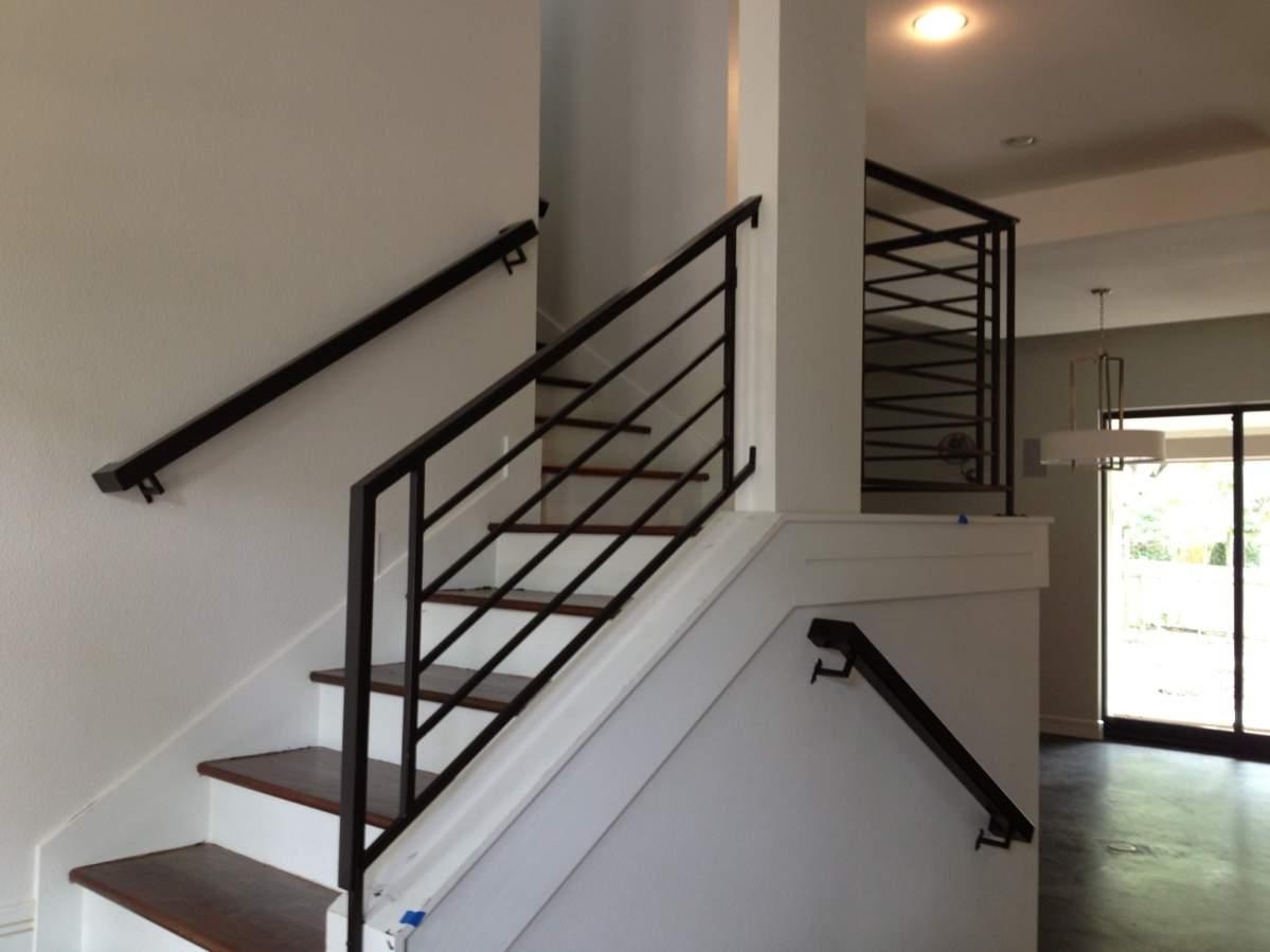 Interior Stairs Railings